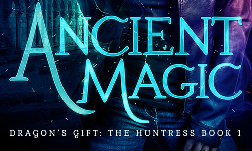 Ancient magic cover